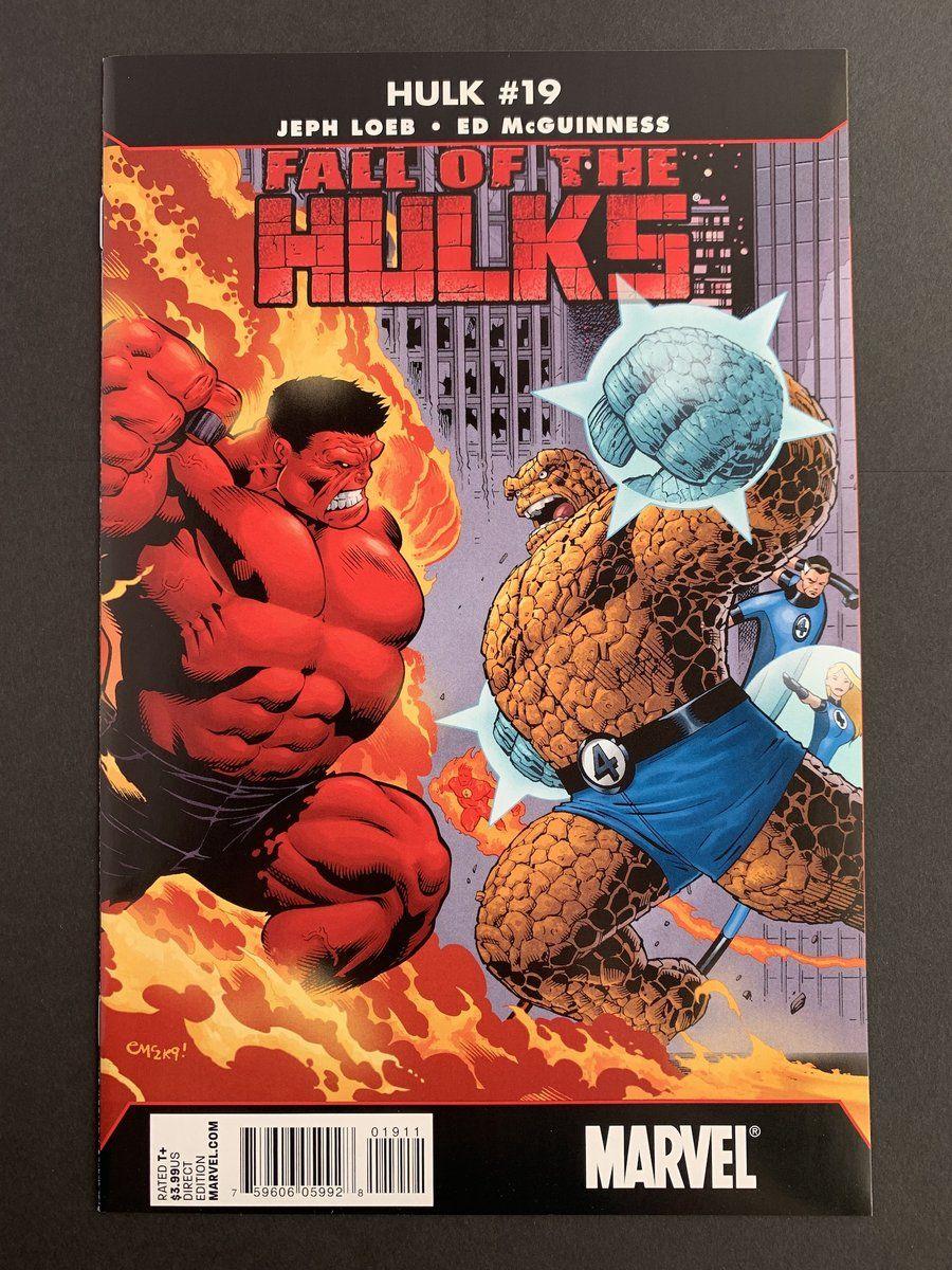 Hulk 2008 19 nm marvel comics covers comic