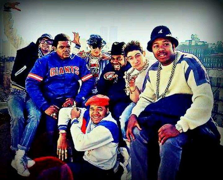 Run-D.M.C. and the Beastie Boys