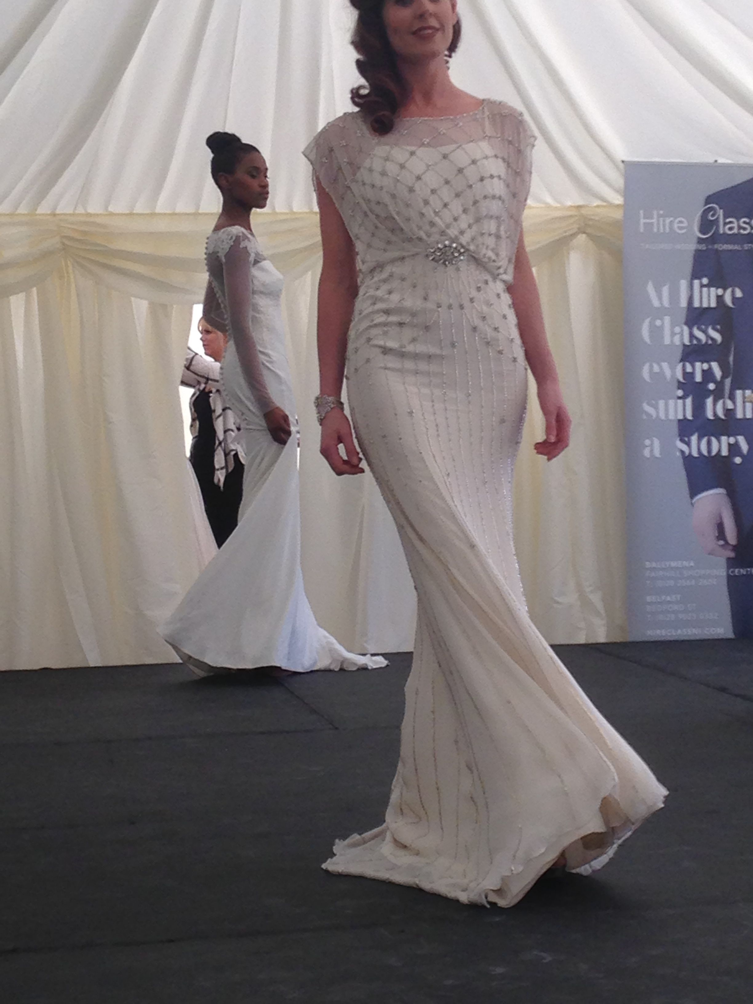 Jenny Packham Bardot wedding dress #wedding #mybigday | Fab dresses ...