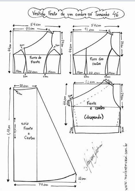 Pin de Yngrid Marisol Dominguez en taller de costura | Pinterest ...