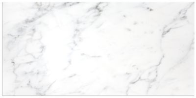 Firenze Calacatta Polished Marble Wall And Floor Tile 12 X 24 In In 2020 Wall And Floor Tiles Calacatta Marble Tile Carrara Marble Tile
