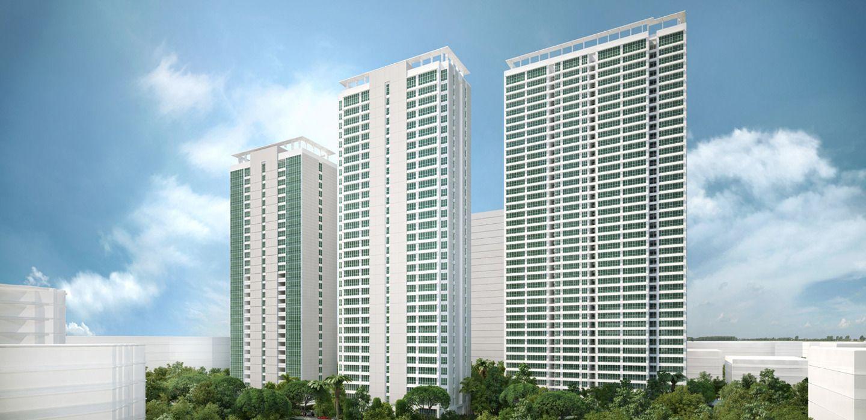SETIABUDI SKY GARDEN Apartemen, Gedung, Indonesia