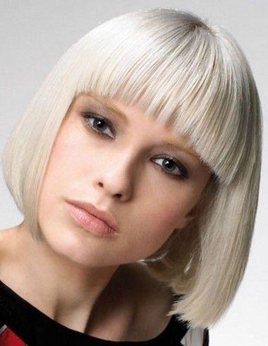 16++ Blonde fringe bob hairstyles ideas