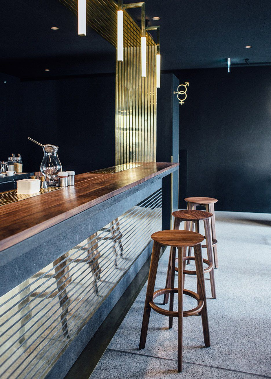 Inspiration The Modern Bar By Build Inc Architects Bar Design