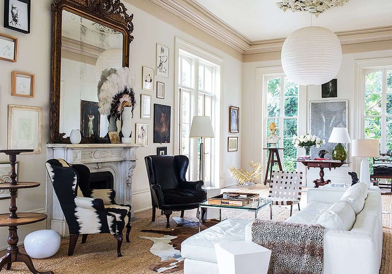 The Incredibly Cool Design Homes of New Orleans   Bourbon street ...