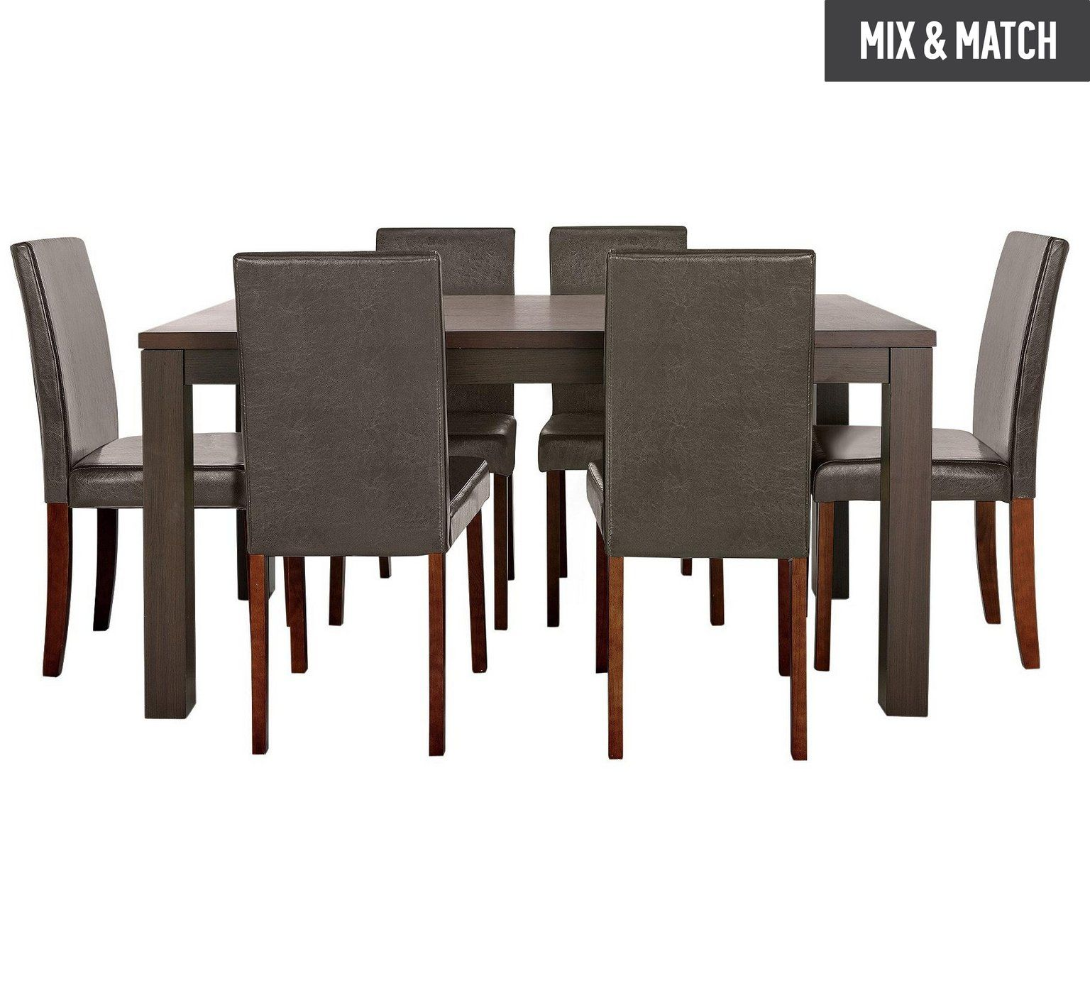 Argos Uk Dining Table And Chairs: Buy HOME Pemberton Oak Veneer Dining Table & 6 Chairs
