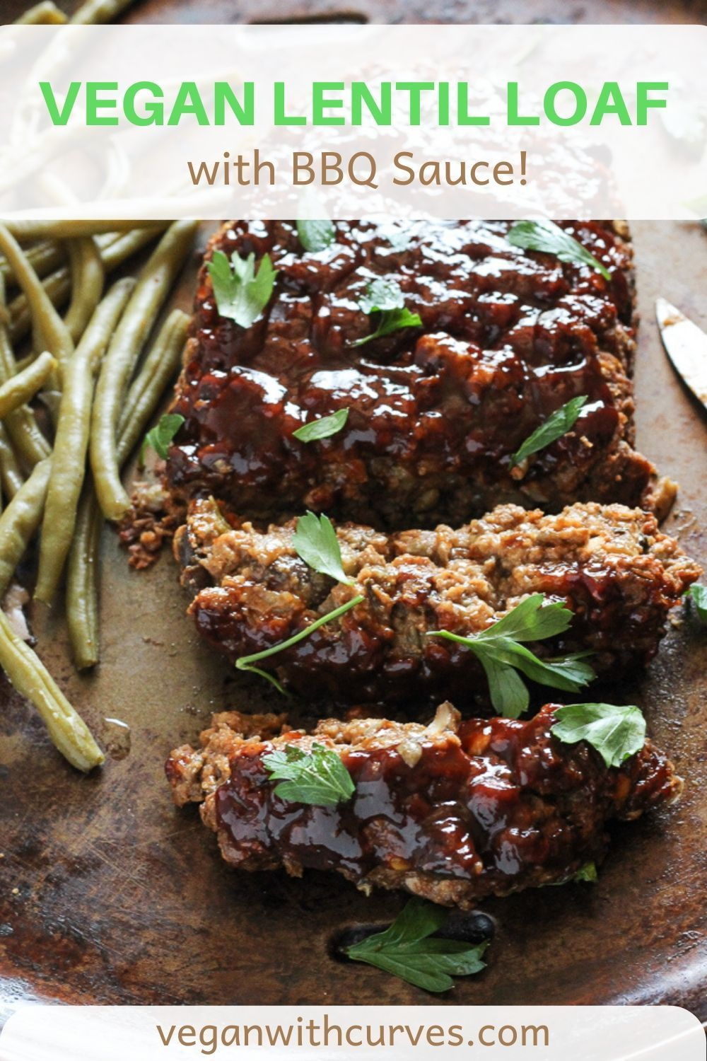 Beefy Vegan Lentil Loaf Recipe In 2020 Vegan Ground Beef Meat Dinners Lentil Loaf