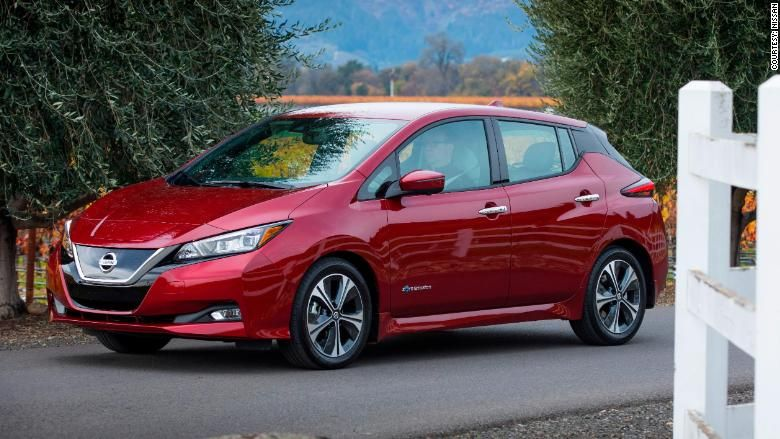 Nissan Leaf is the mainstream electric car we've been