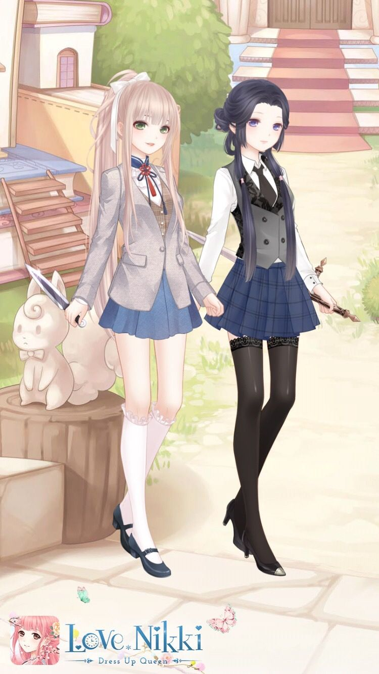 Pin on Love Nikki's dress up queen game
