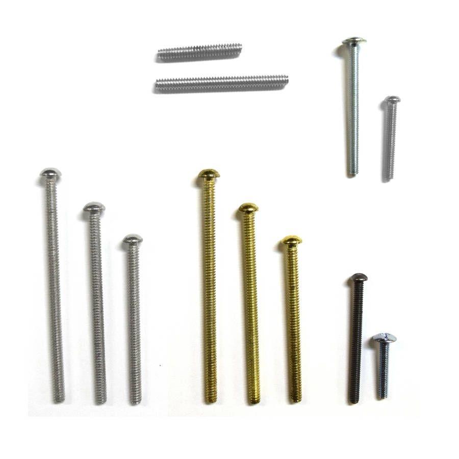 Long Screws For Door Knobs | http://retrocomputinggeek.com | Pinterest