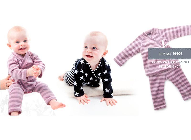 Schnittmuster Babyset von Minikrea | Schnittmuster Minikrea ...