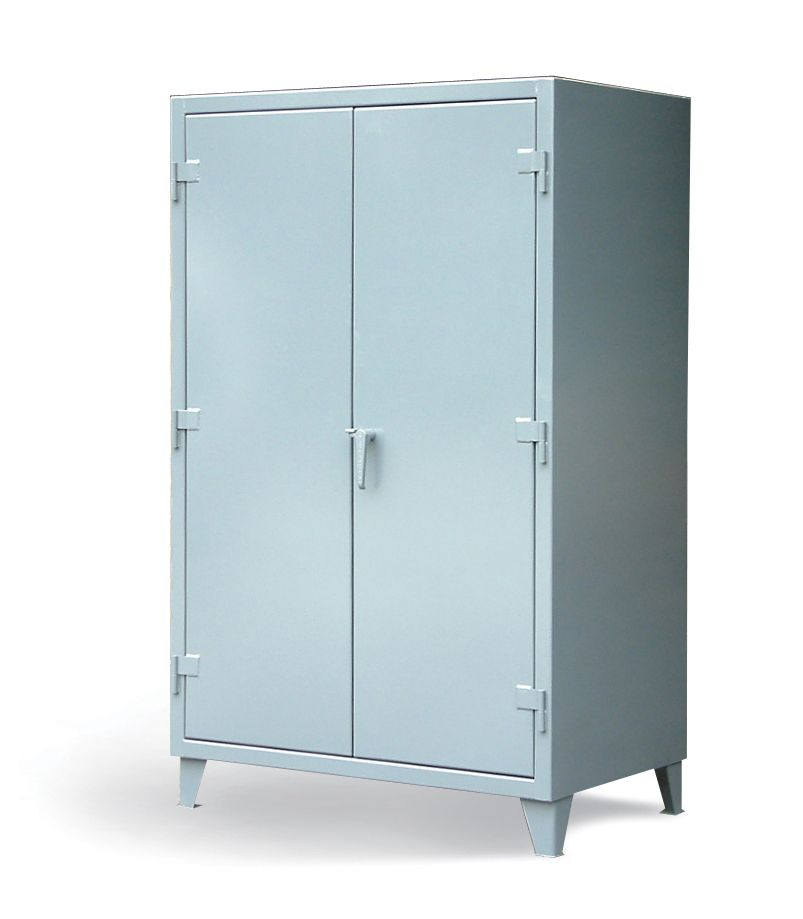 30 Inch Deep Floor Model   Our Standard 30 Inch Heavy Duty 12 Gauge Cabinet.  This Includes 14 Gauge Shelves That Can Be Adjusted In 2 Inch Increments.  ...