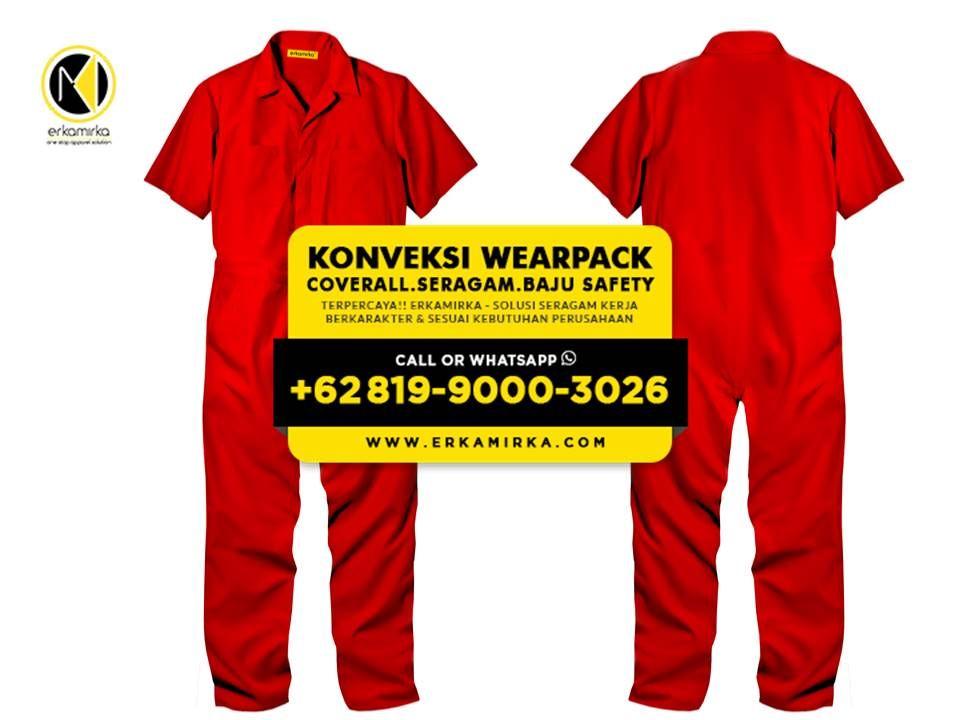 Wearpack Baju