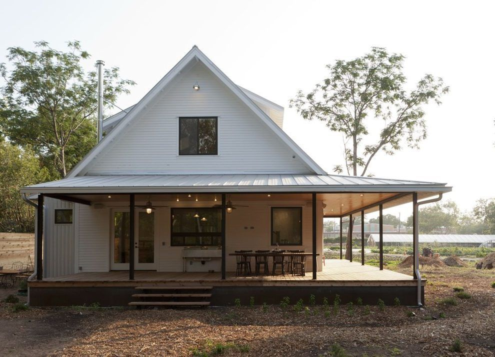 Pole Barn Houses Exterior Farmhouse Pole Barn Homes House Exterior Farmhouse Design