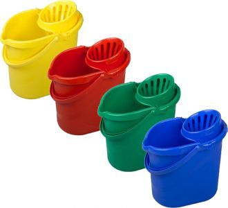 Can Be Used With Any Standard Mop Please Choose Your Choice Of Bucket Colour Before Adding
