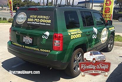 Franchise Fleet Wraps Create Advertising Across Us San Diego Ca
