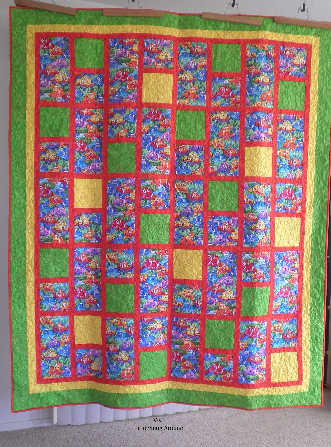 fbimage views nephew name quilt pictures for kb nephews baby fish size s