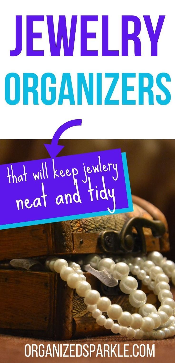 Photo of 8 Best Organized Sparkle PIns images in … –  Creative jewelry organizer ideas….