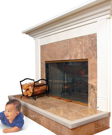 Love this Fireplace Guard on #zulily! #zulilyfinds