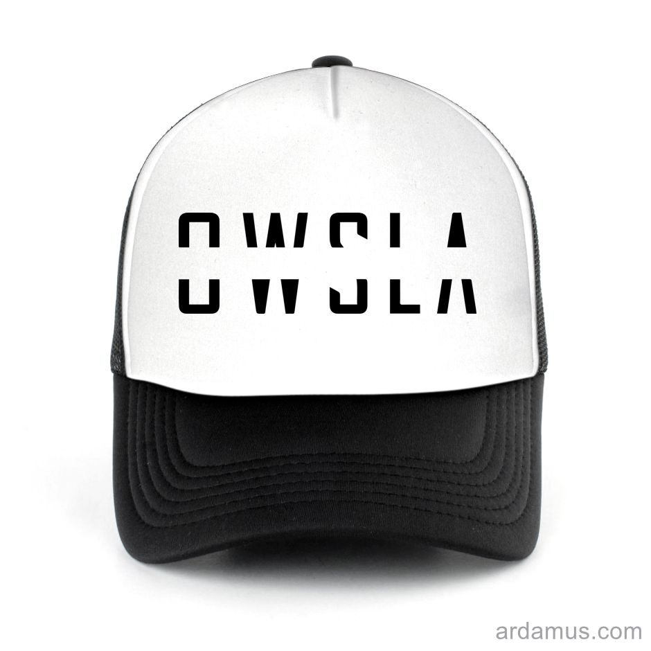 a82cb60501d Owsla trucker hat for men or women available color black red pink green  shop more at