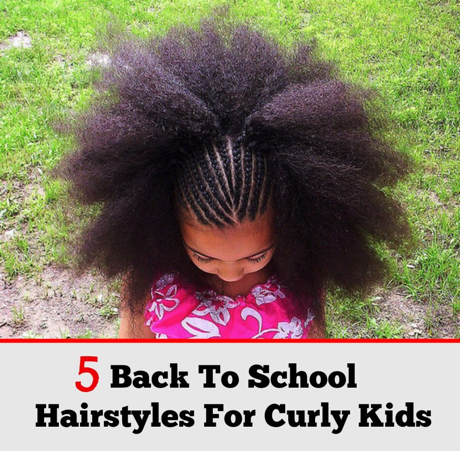 back to school hairstyles for mixed race and afro haired