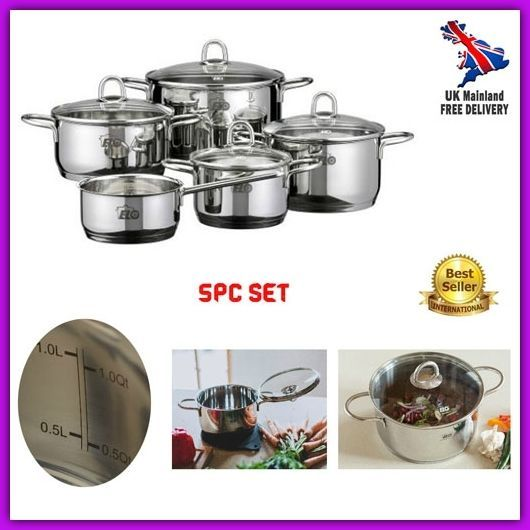 Cook Cooking Cookware Cookware Set Pots Pancakes Stockpots