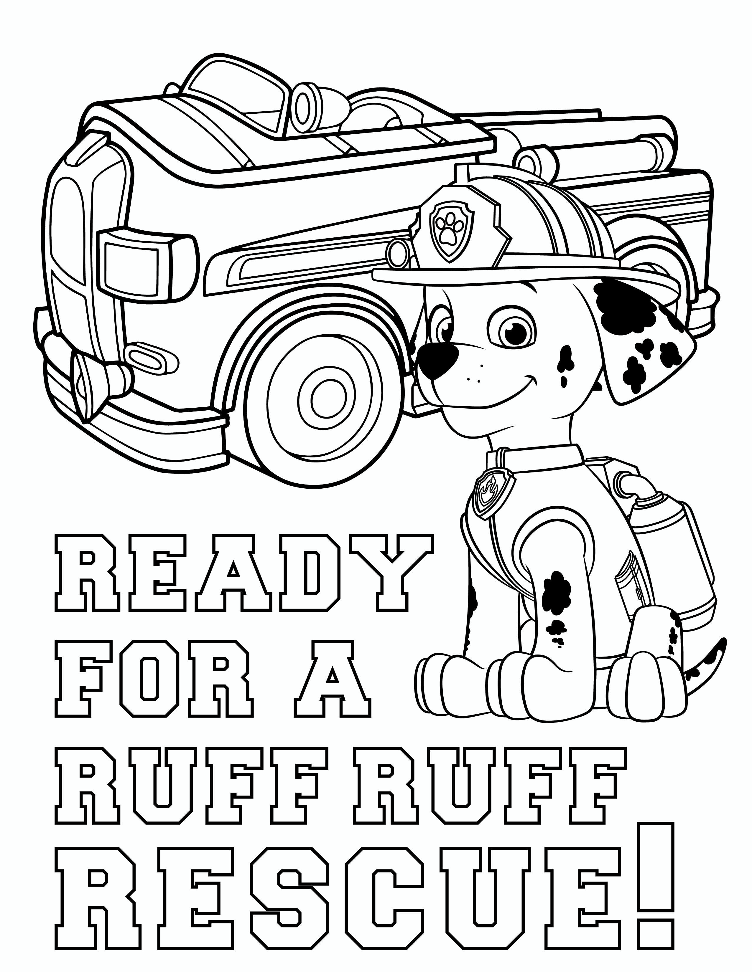 Paw Patrol Coloring Pages FREE! cadens 1st bday Paw