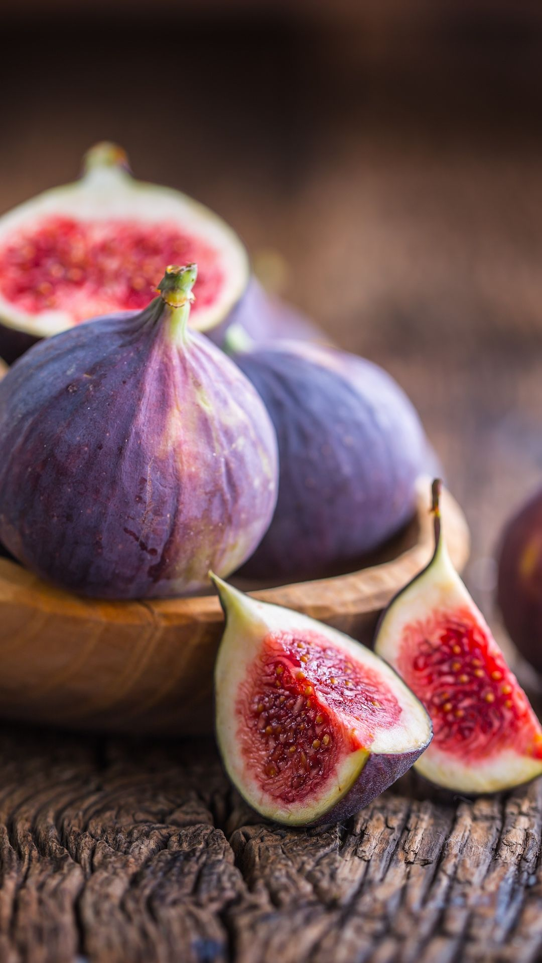 Figs Wallpaper for your iPhone XS Max from Everpix