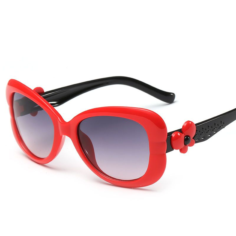 cb27770f8f8 Children Sunglasses Multi Color UV400 Protection Sun Glasses Brand Designer  Girl s Kids Luxury Eyewear Oculos Infantil