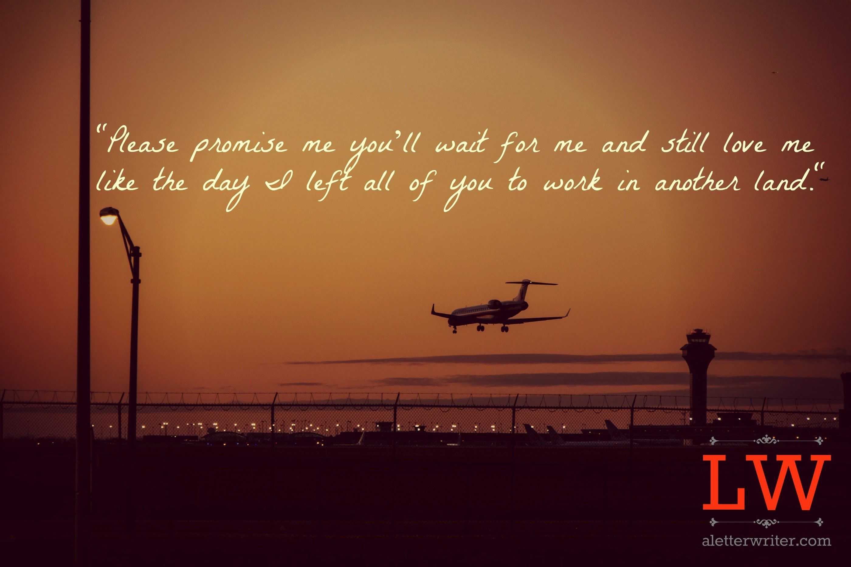tagalog long distance relationship quotes letter of ofw