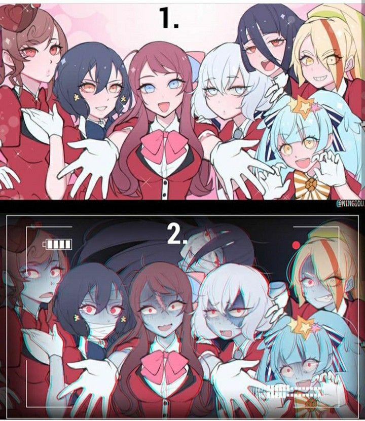 Anime Memes Anime Zombie Anime Anime Monsters