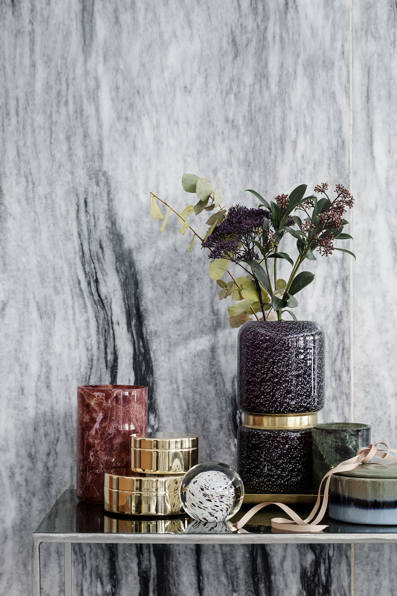 Decorative Objects Living Room: Broste Copenhagen A/W16 Styling: Marie Graunbøl Photo
