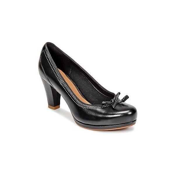 Clarks CHORUS BOMBAY Court Shoes (335