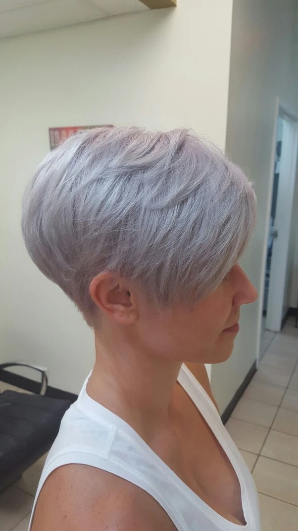 2020 New Lace Frontal Wigs Gray Best Shampoo For Natural Grey Hair Uk
