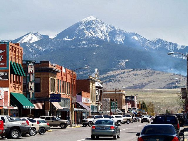 Downtown Bozeman Montana | Recent Photos The Commons Getty Collection Galleries World Map App ...