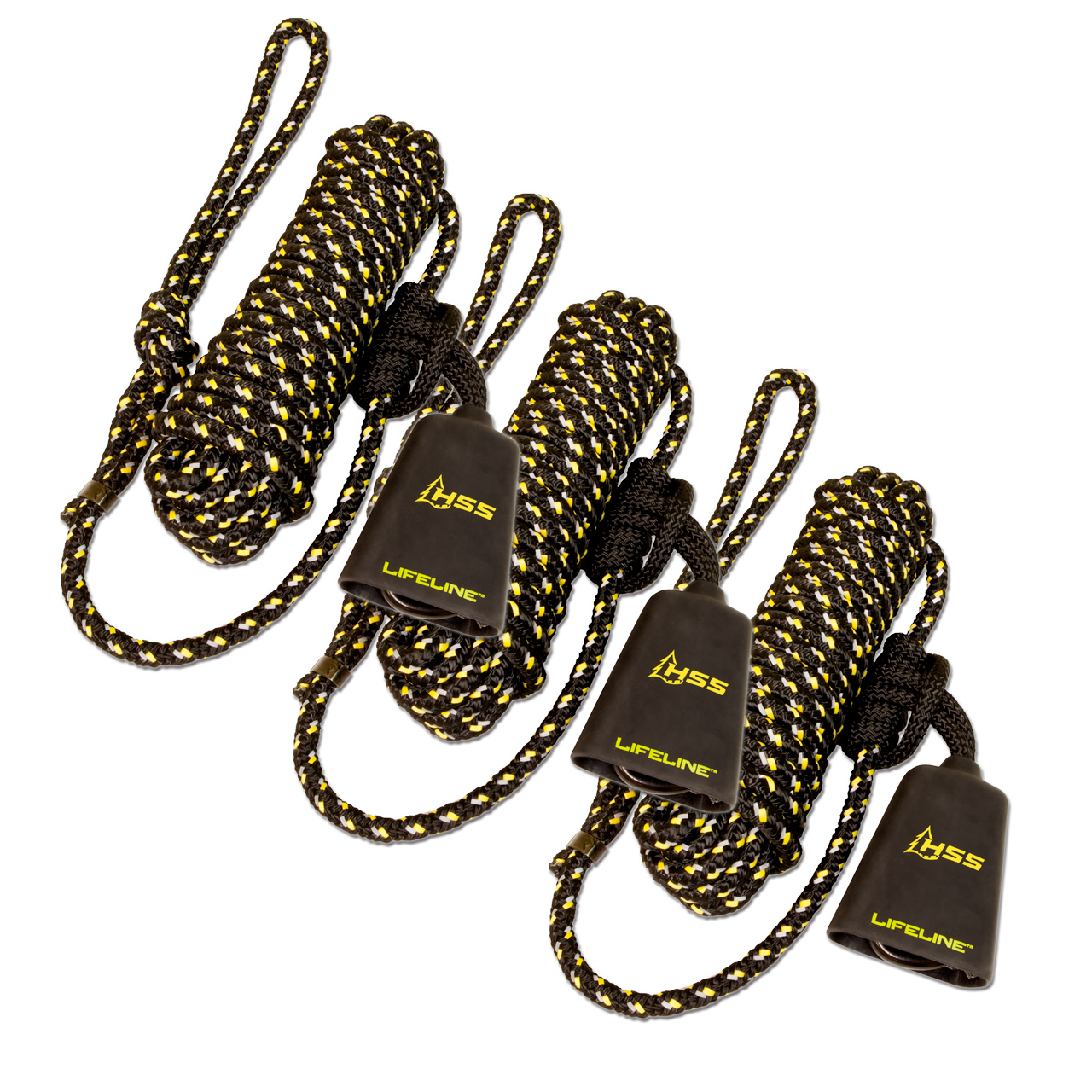 Hunter safety systems lifeline system 3 pack for harness