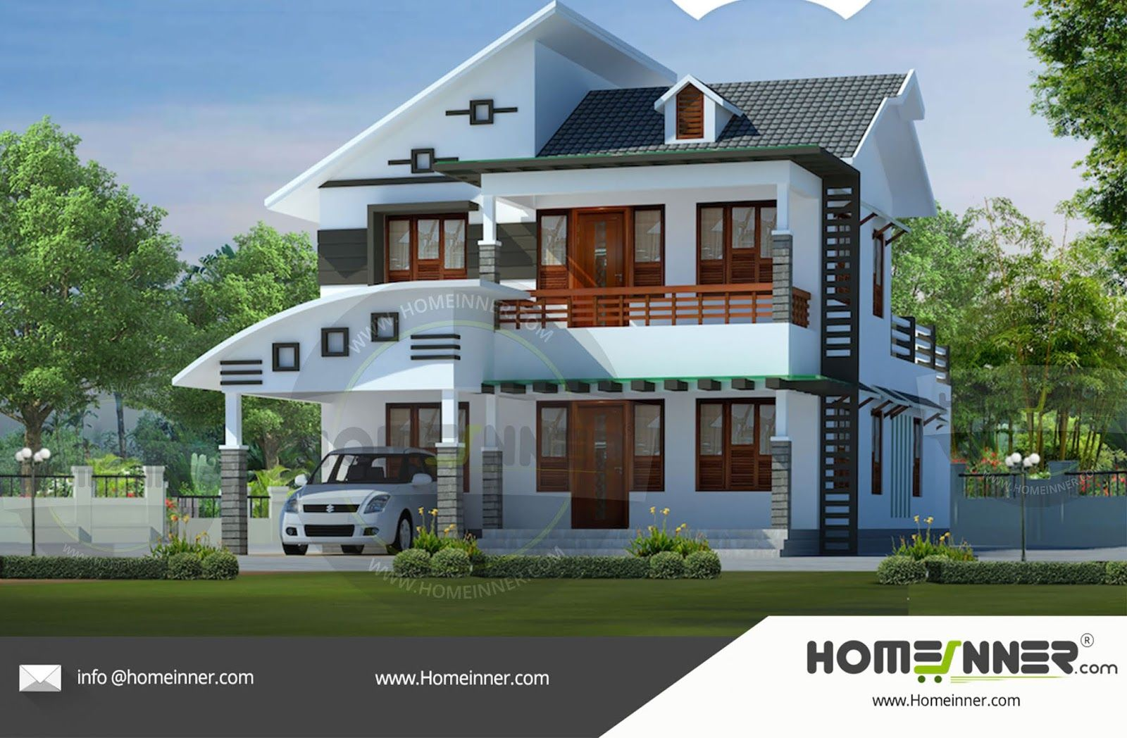 Pin On 1650 Sqft Modern 3 Bedroom Contemporary Home For 24 Lakhs