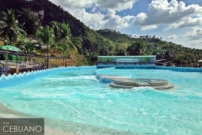 Hidden Valley Wave Pool Wave Pool Cebu And Resorts
