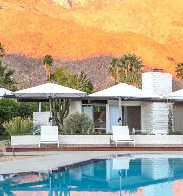 Lu0027Horizon Palm Springs Hotel