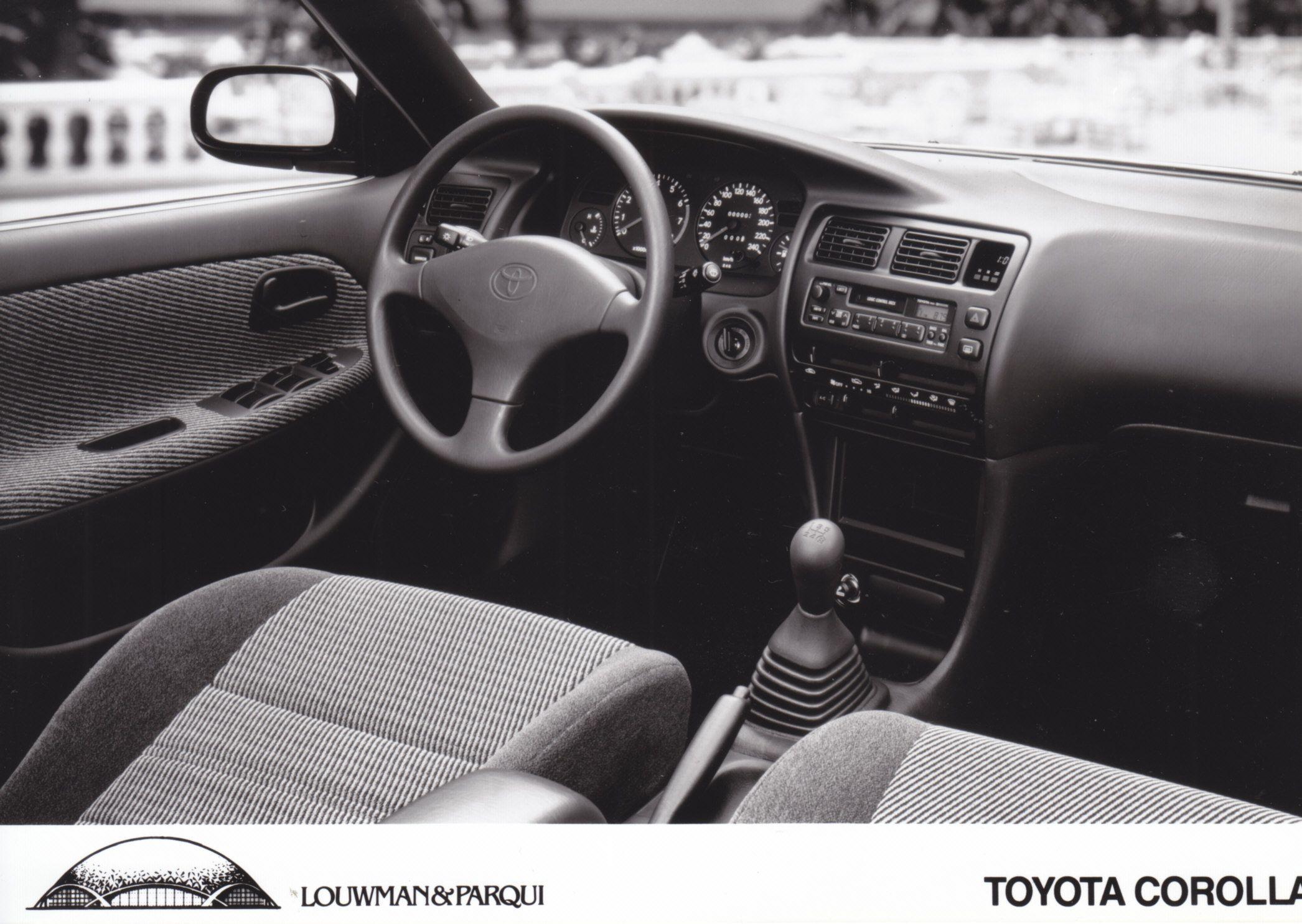 Kekurangan Toyota Corolla 1992 Top Model Tahun Ini