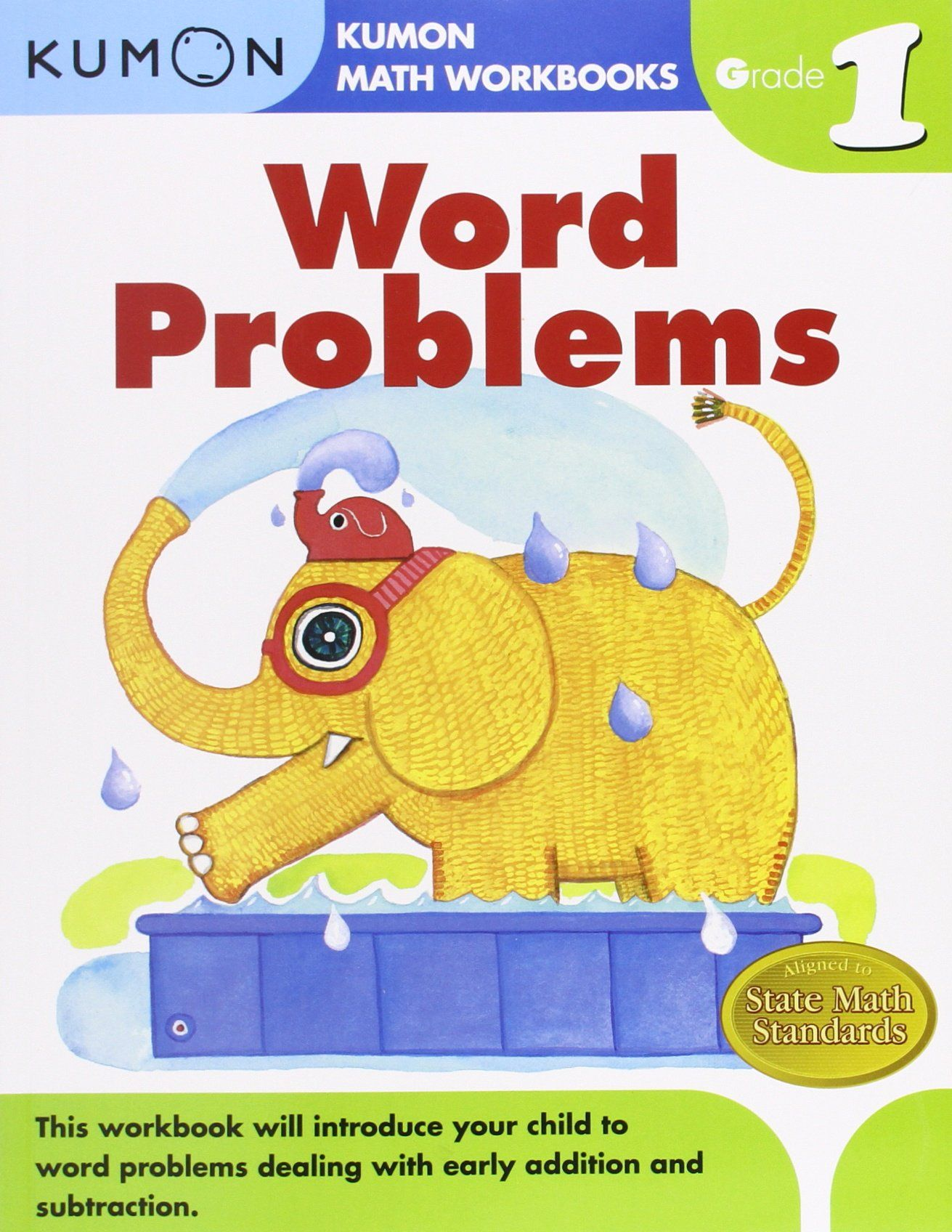 Grade 1 Word Problems Kumon Publishing