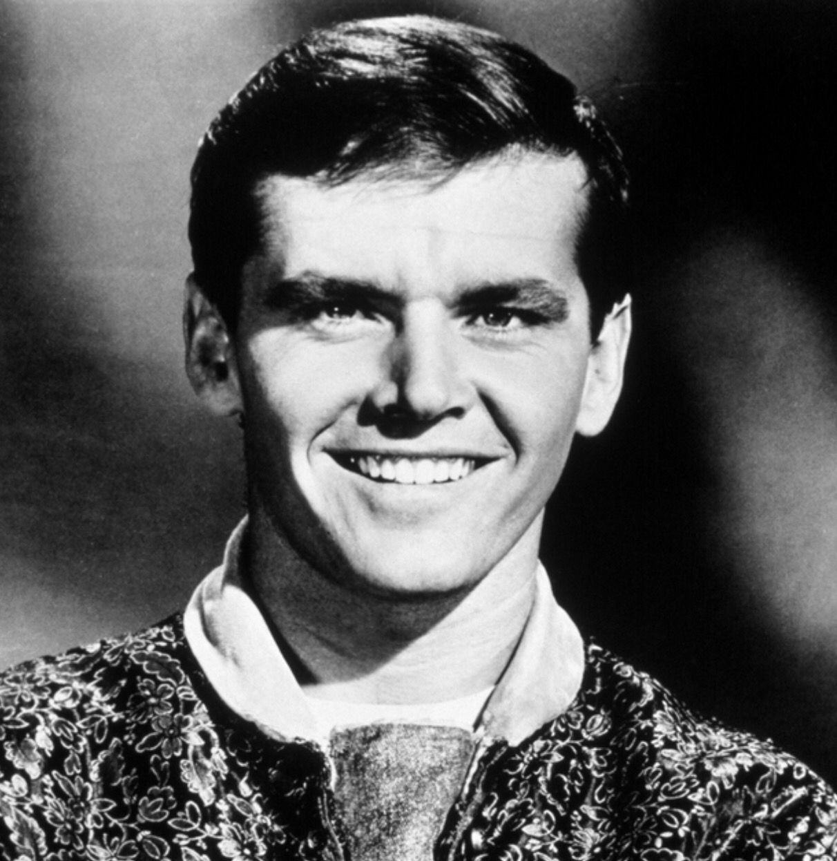 This was young Jack Nicholson in the dentist office in the ...