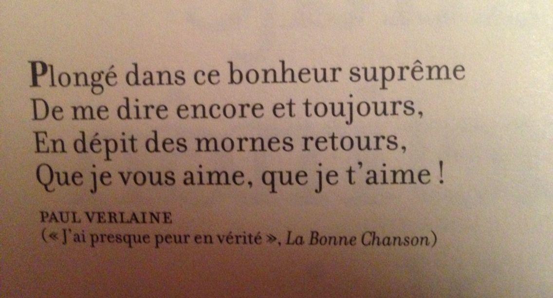 Paul Verlaine Encore Et Toujours Les Poemes D Amour Poeme Et