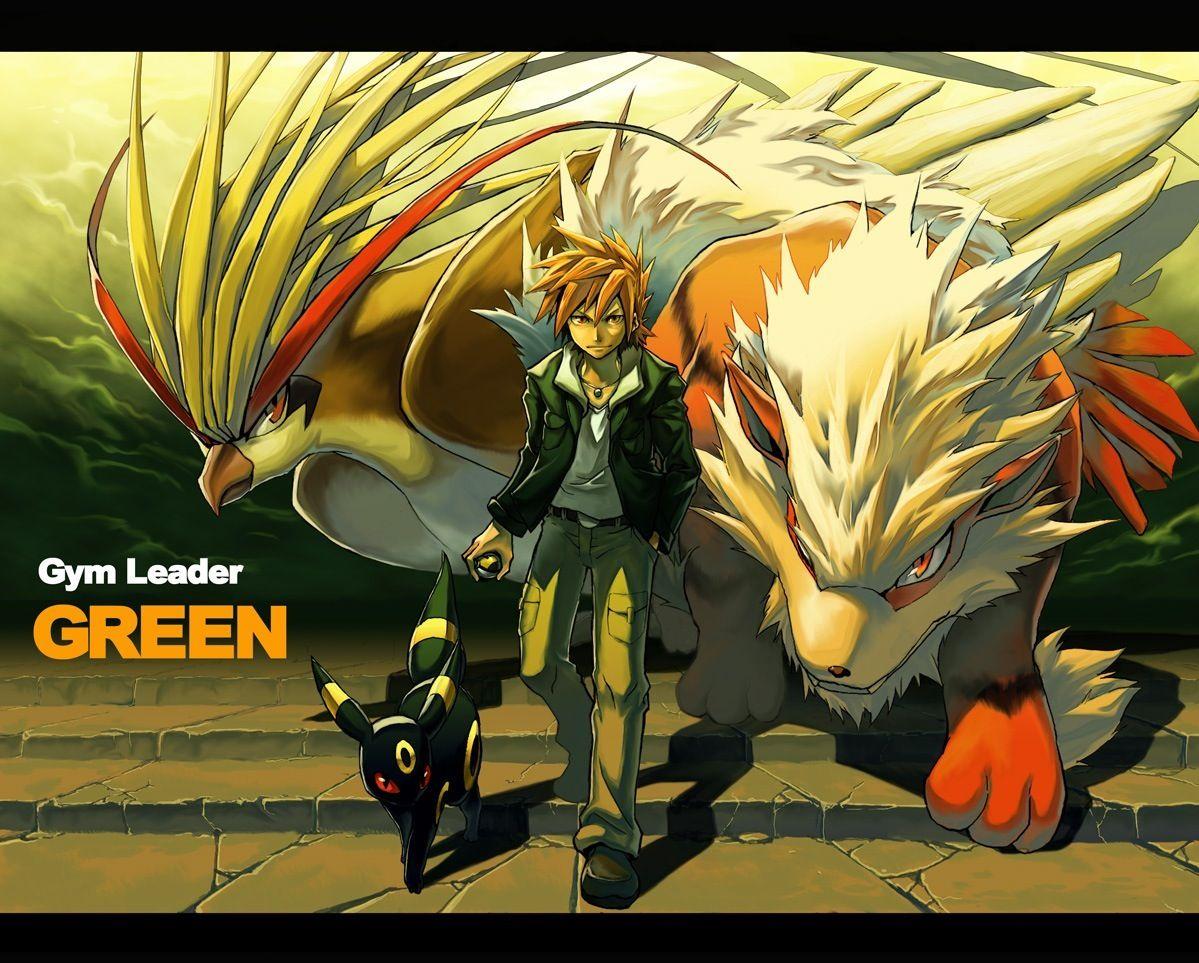 ポケモンとトレーナーが一緒に写ってるカッコイイ画像 Pokémon