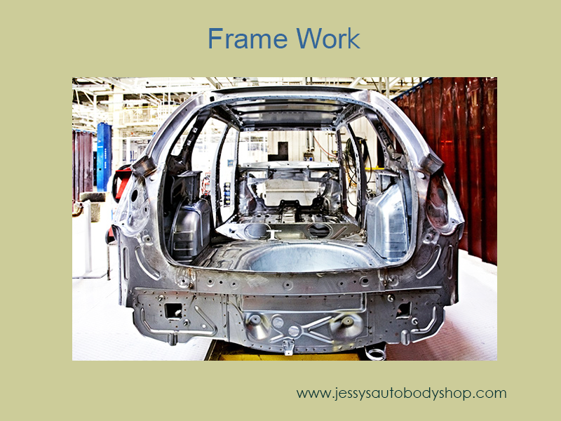 Exceptional Jessyu0027s Auto Body Shop Is Providing Frame Work Services And We Will Make  Your Car Perfect