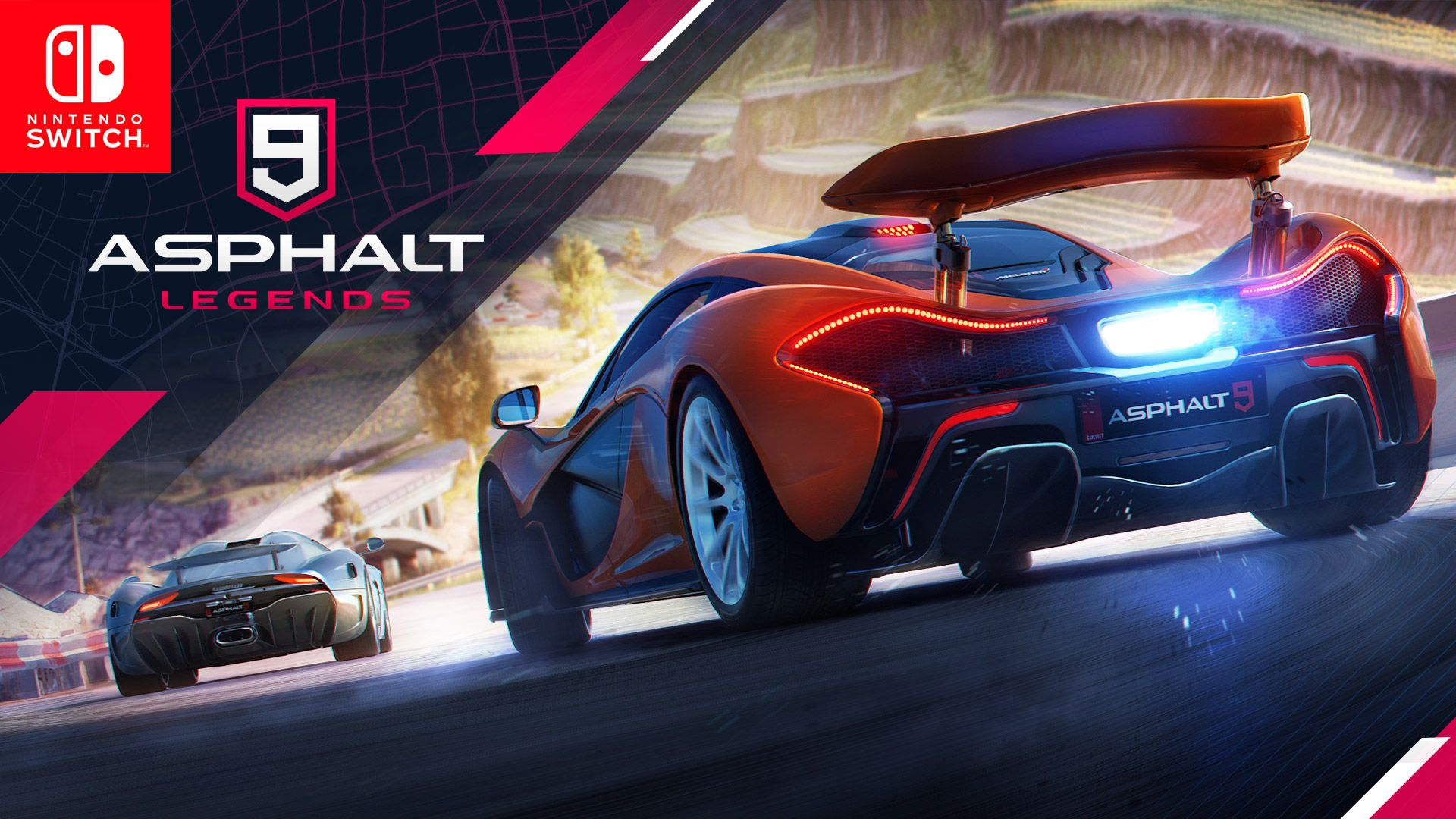 Asphalt 9: Legends Is a Perfect Fit For The Switch (With images ...