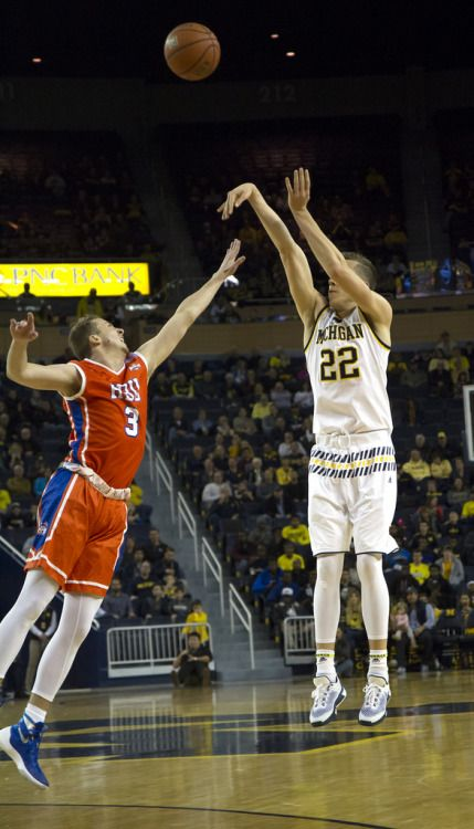 Duncan Robinson Michigan Wolverines Michigan Go Blue