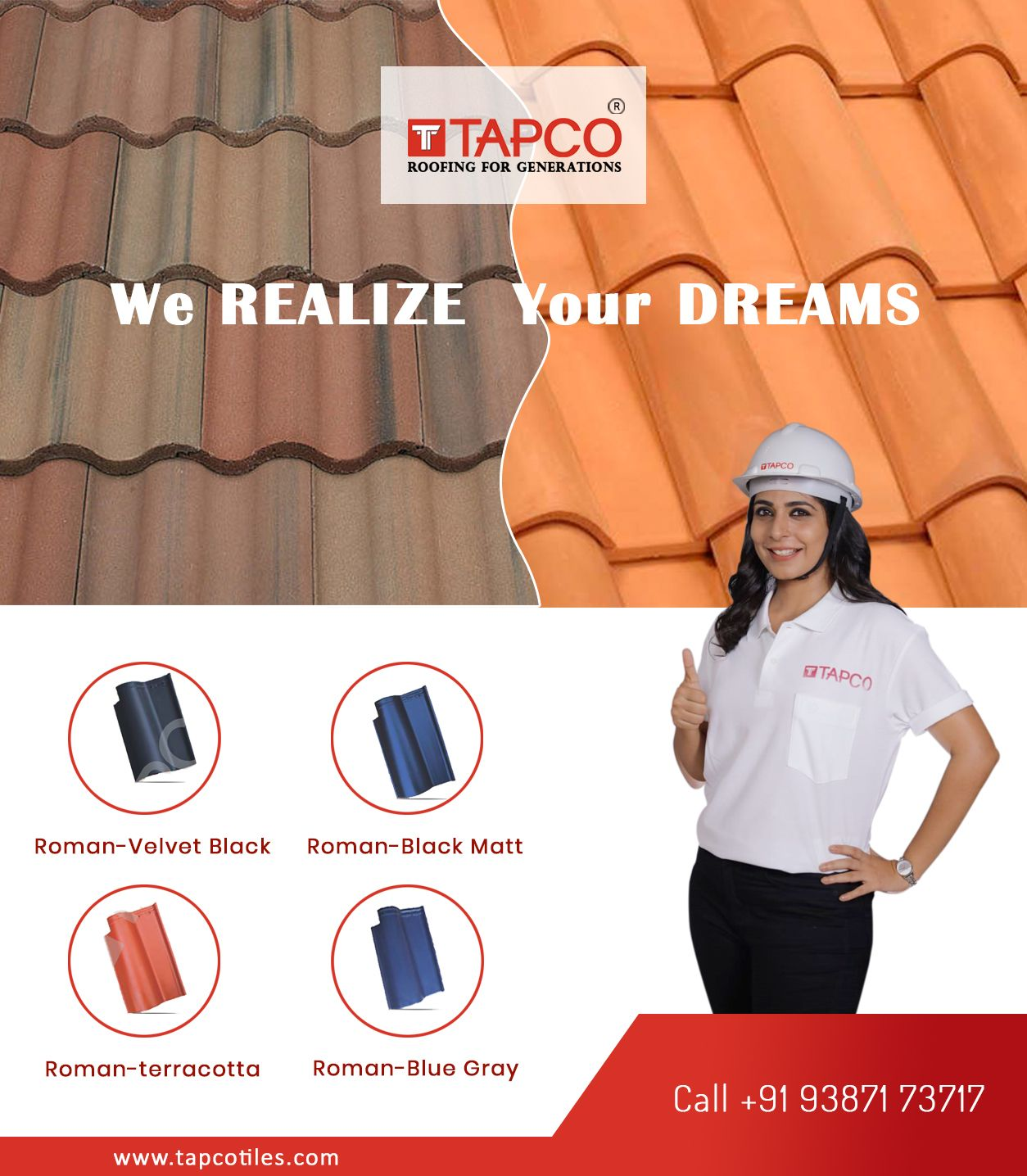 Tapco Premium Roof Tiles In 2020 Ceramic Roof Tiles Roof Tiles Roof