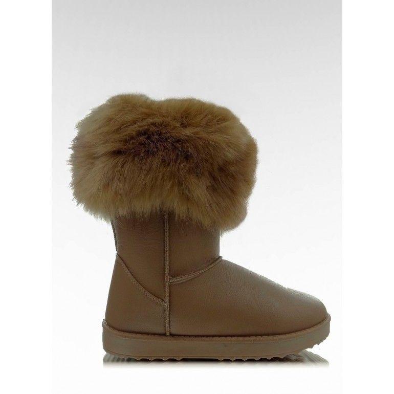 Botki Emusy A12 1 Khaki Tanie Buty Sklep Immoda Boots Shoes Ugg Boots