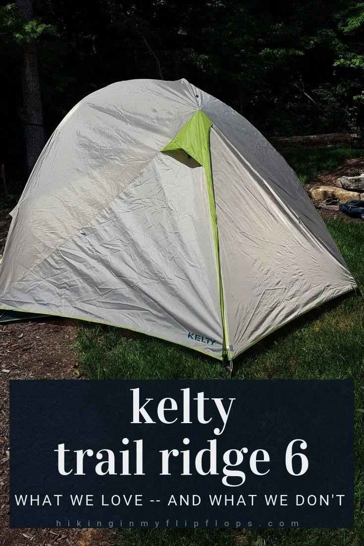 Ridge 6 Tent: Features You'll Fall in Love With  - camping-hacks -Kelty Trail Ridge 6 Tent: Feature